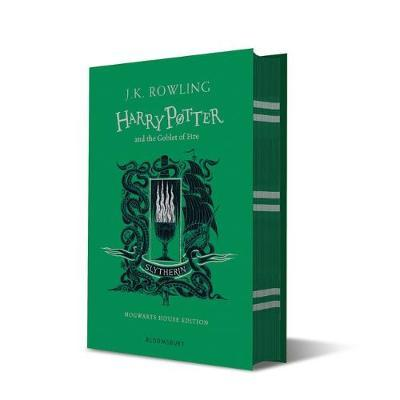 Harry Potter and the Goblet of Fire - Slytherin Edition by J.K. Rowling image