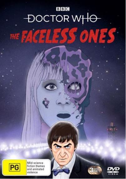 Dr Who (1966) The Faceless Ones on DVD