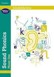 Sound Phonics Phase One: EYFS, Ages 3+ by Schofield & Sims