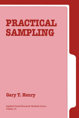 Practical Sampling by Gary T. Henry image
