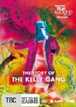 The Story Of The Kelly Gang on DVD