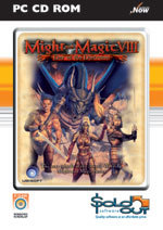 Might and Magic VIII: Day of the Destroyer for PC Games