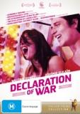 Declaration of War on DVD