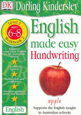 English Made Easy: Handwriting: Level 2, Workbook 2 by Dorling Kindersley