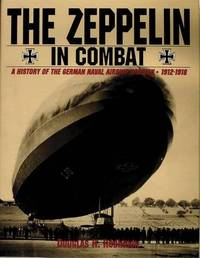 The Zeppelin in Combat by Douglas H. Robinson image