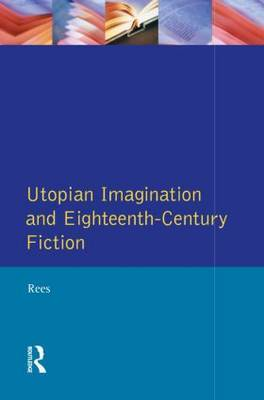 Eighteenth-Century Utopian Fiction by Christine Rees image
