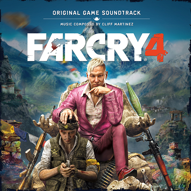 Far Cry 4 (LP) by Various Artists