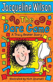 The Dare Game by Jacqueline Wilson image
