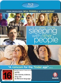 Sleeping With Other People on Blu-ray