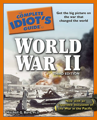 The Complete Idiot's Guide to World War II by Mitchell G Bard image