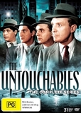 Untouchables - The Complete Collection (31 Disc Box Set) on DVD