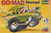 Revell Monogram 1:25 Dave Deal's Go-Mad Nomad® Plastic Model Kit