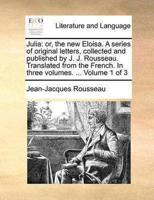 Julia by Jean Jacques Rousseau