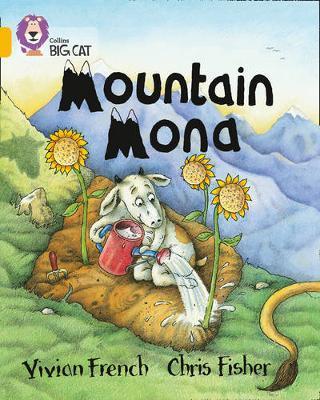 Mountain Mona by Vivian French image