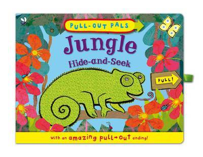 Pull-Out Pals: Jungle Hide-and-Seek