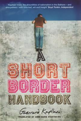 A Short Border Handbook by Gazmend Kapllani image