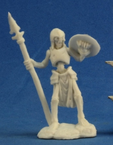 Dark Heaven Bones - Skeleton Guardian Spearmen (3-pc)