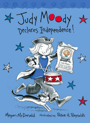 Jm Bk 6: Judy Moody Declares Independenc by Megan McDonald image