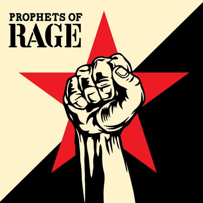 Prophets of Rage by Prophets of Rage image
