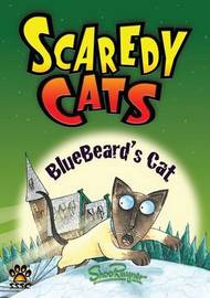 Bluebeard's Cat - Scaredy Cats by Shoo Rayner image