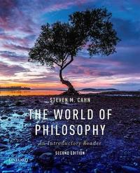 The World of Philosophy by Steven M Cahn image