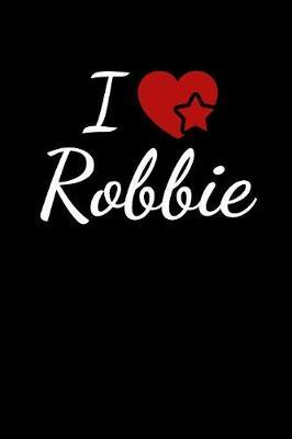 I Love Robbie by Soulmate Lovers Publishing image