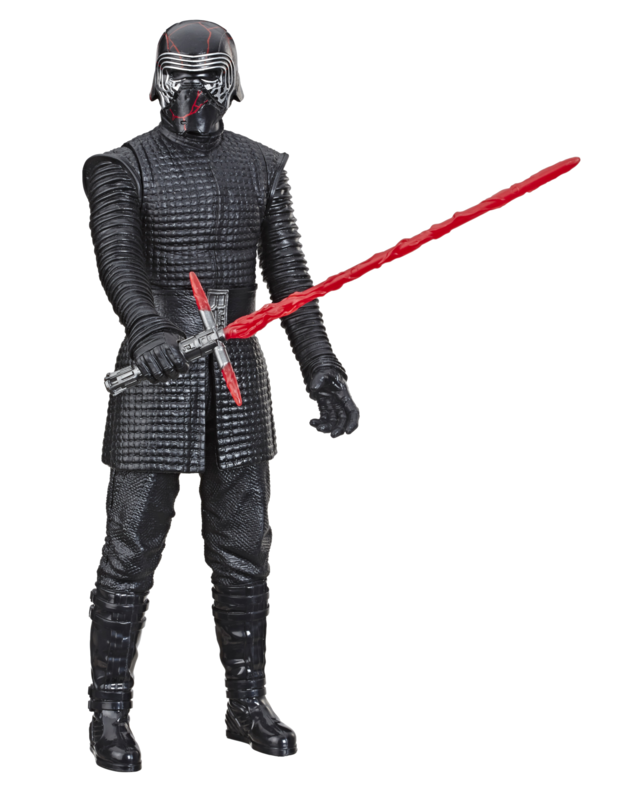 "Star Wars: Supreme Leader Kylo Ren - 12"" Action Figure"