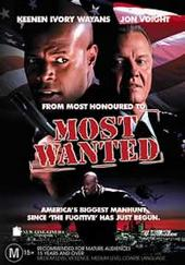 Most Wanted on DVD