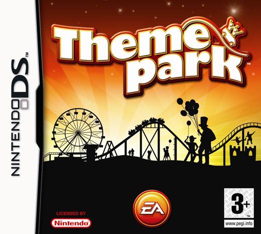 Theme Park for Nintendo DS image