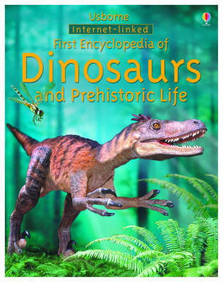 First Encyclopedia of Dinosaurs and Prehistoric Life by Sam Taplin image
