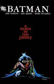 A Death in the Family by Jim Starlin image