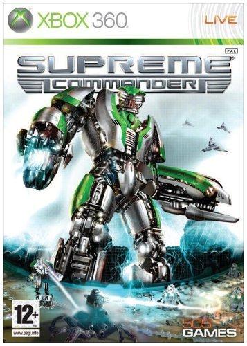 Supreme Commander for X360