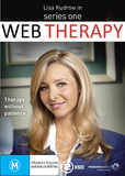 Web Therapy - Series 1 DVD
