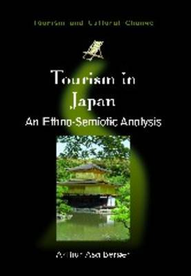 Tourism in Japan by Arthur Asa Berger image