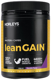Horleys LeanGain - Chocolate(500g)