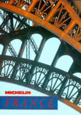 Michelin France Red Guide image