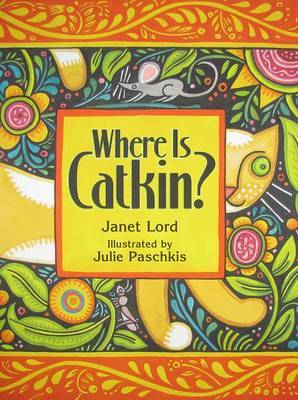 Where is Catkin? by Janet Lord image