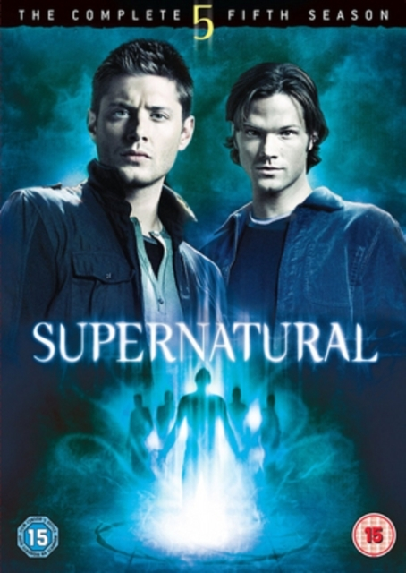 Supernatural: The Complete Fifth Season on DVD