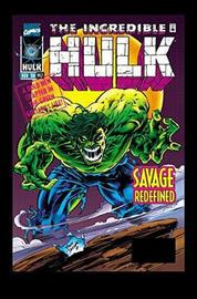 Incredible Hulk Epic Collection: Ghosts Of The Future by Marvel Comics