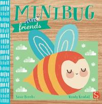 Elephant & Bird: Minibug Friends by Susie Brooks