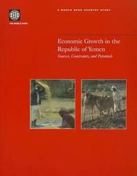 Economic Growth in The Republic of Yemen