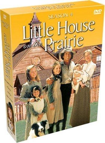 Little House On The Prairie - Season 4: Part 2 (3 Disc Set) on DVD