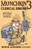 Munchkin 3 - Clerical Errors Expansion