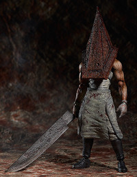 Silent Hill: Red Pyramid Thing (Pyramid Head) - Figma Figure