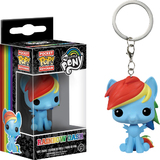 My Little Pony Rainbow Dash Pop! Keychain