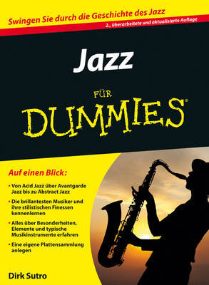 Jazz fur Dummies by Dirk Sutro image
