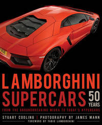 Lamborghini Supercars 50 Years by Stuart Codling