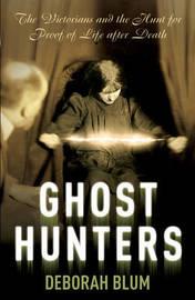 Ghost Hunters by Deborah Blum image