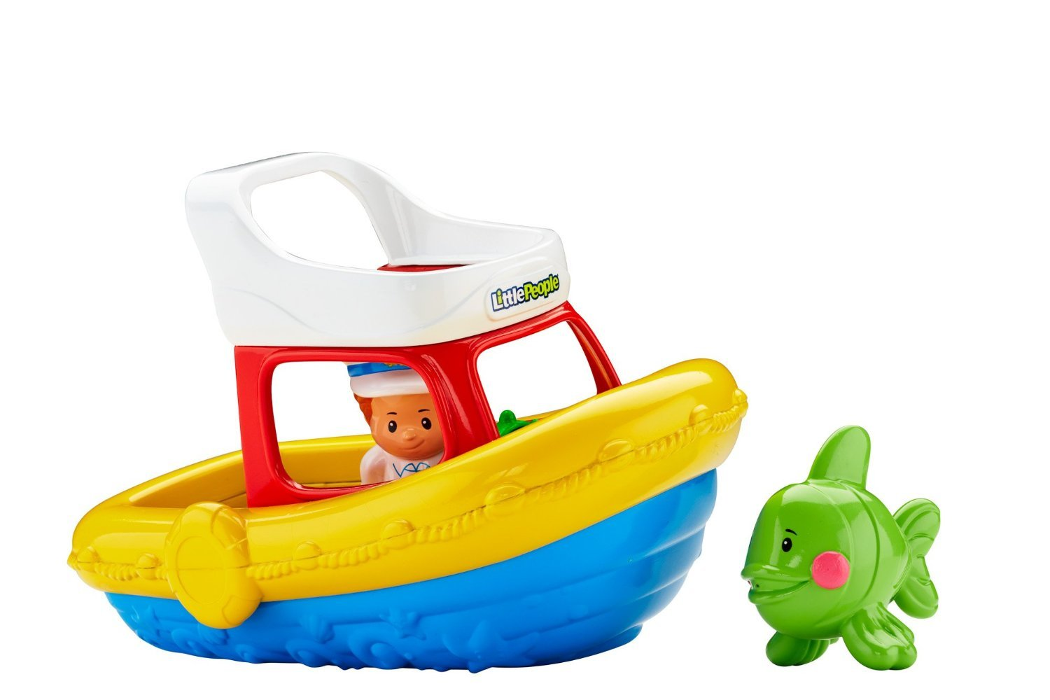 Fisher-Price: Little People - Floaty Boat image