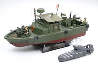 Tamiya: 1/35 US Navy PBR 31 Mk.II Pibber - w/Submarine Motor